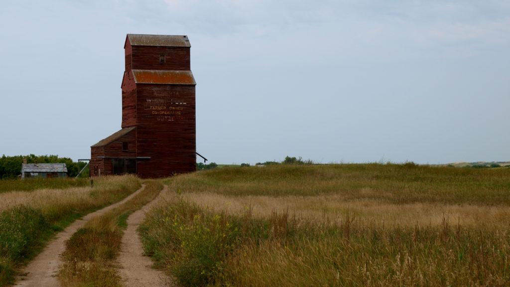 Butze Alberta Grain Elevator