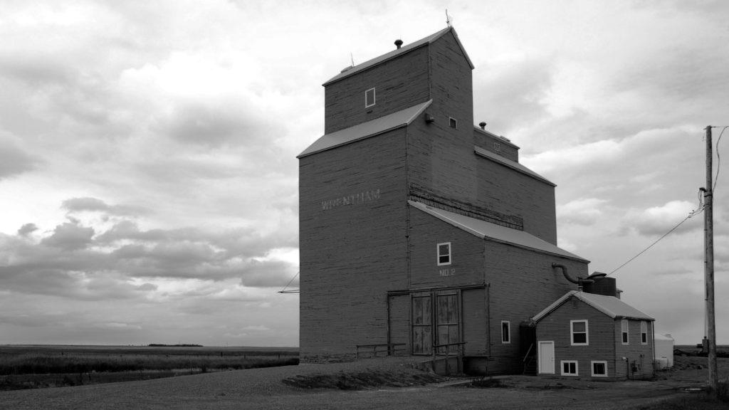 Wrentham Alberta Grain Elevator