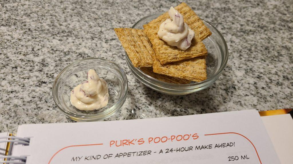 Purk's Poo Poo's Recipe